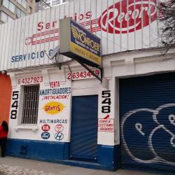 Amortiguadores Monroe en Santiago