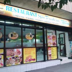Restaurante Sin Fronteras en Santiago