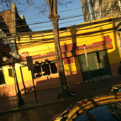 Xin Sun Fung en Santiago