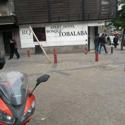 Apart Hotel RQ Bosque Tobalaba en Santiago