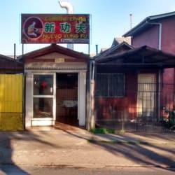 Nuevo Kung Fu Restaurant en Santiago