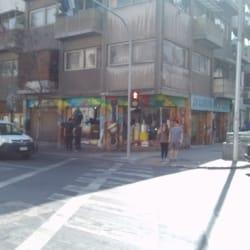 Entremusicos en Santiago