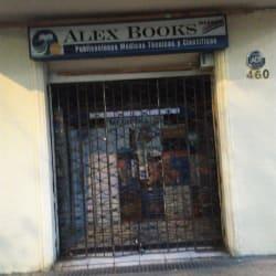 Alex Books Publicaciones Cientificas en Santiago