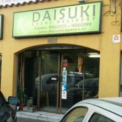 Daisuki - Enrique Olivares en Santiago