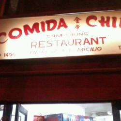 Restaurant Cam-Chung en Santiago