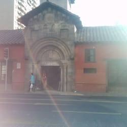 La Casa de los Diez en Santiago
