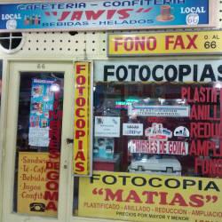 Fotocopias Matias en Santiago