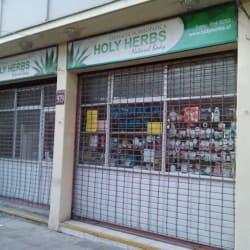 Holy Herbs en Santiago