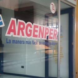 Argenper en Santiago