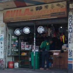 Avila repuestos en Santiago