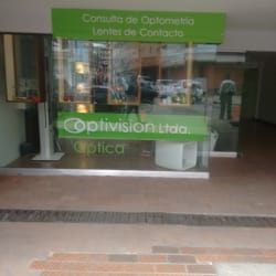 Optivisión Ltda en Bogotá