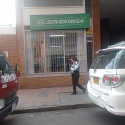Servientrega Chapinero Calle 61 en Bogotá