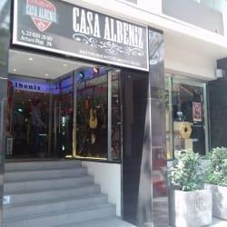 Casa Albeniz en Santiago