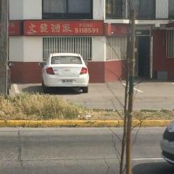 Restaurante Wen Fa en Santiago
