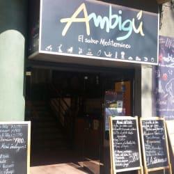 Restaurant Ambigu en Santiago