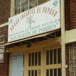 Hogar Infantil El Payaso  en Bogotá