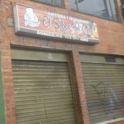 Cafetería Restaurante El Sabor del Chef  en Bogotá