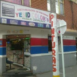 Distribuidora de Pinturas Jesid Color's en Bogotá