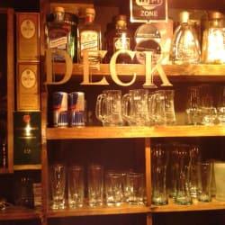 Bar Deck en Bogotá