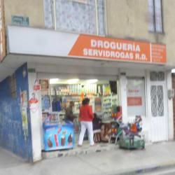 Droguería Servidrogas en Bogotá