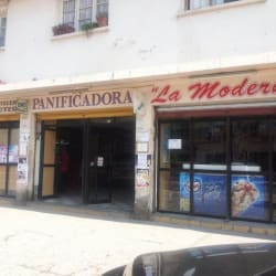 Panificadora la Moderna en Santiago