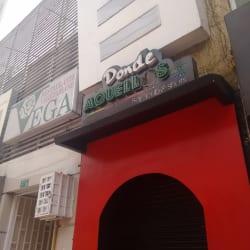 Donde Aquellos Bar en Bogotá