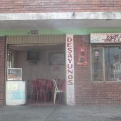 Desayunos Carrera 69 Con 69 en Bogotá