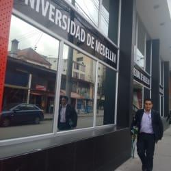Universidad de Medellín en Bogotá