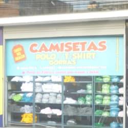 Camisa Carrera 27 con 9 en Bogotá