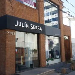 Julin Serra en Santiago