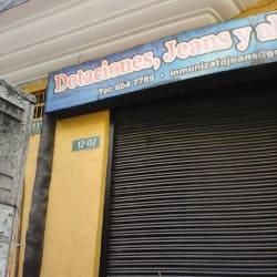 Dotaciones Jeans y Algo Más  en Bogotá