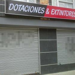 Dotaciones & Extintores Calle 80 en Bogotá