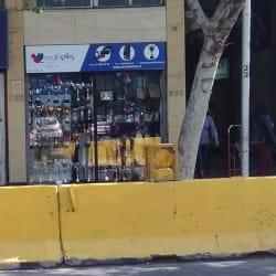 Multisellos en Santiago
