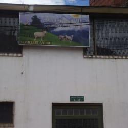 Centro Cristiano Sede Monte De Dios   en Bogotá