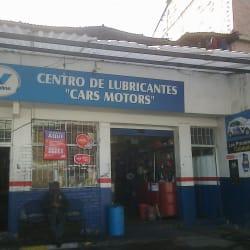 """Centro de Lubricantes """"Cars Motors""""  en Bogotá"""