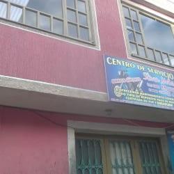 Centro de Servicios Stiven Motos en Bogotá
