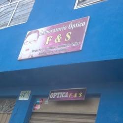 Laboratorio Óptico F&S en Bogotá