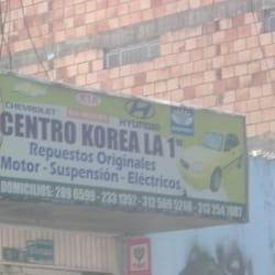 Centro Korea La 1ra en Bogotá