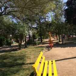 Plaza Cadete Martínez / Almirante Latorre en Santiago