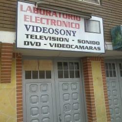 Laboratorio Electrónico en Bogotá