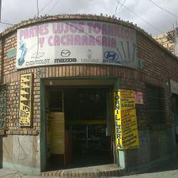 Partes Lujos Tornillos y Cacharrería en Bogotá