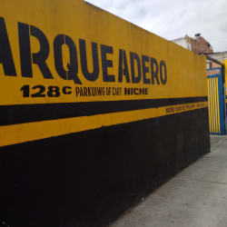 Parqueadero 128C Donde el Niche en Bogotá