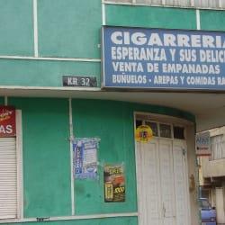 Cigarrería Esperanza y Sus Delicias  en Bogotá