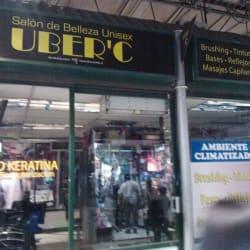 Peluquerías Uber C en Santiago