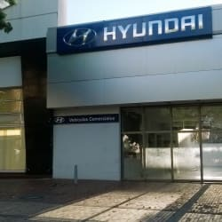 Hyundai en Bogotá