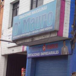Creaciones Masculinas D' Mauro  en Bogotá