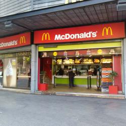McDonald's en Santiago