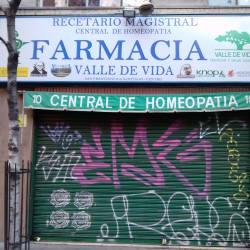 Farmacia Valle de Vida en Santiago