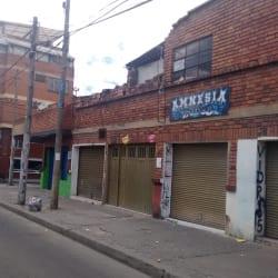 Amnesia Tattoo en Bogotá