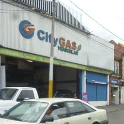 City Gas Vehicular en Bogotá